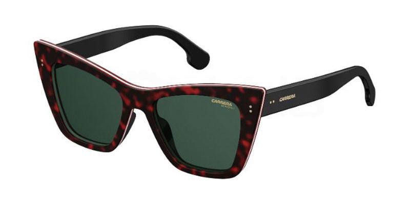 086 (HA) CARRERA 1009/S Sunglasses, Carrera