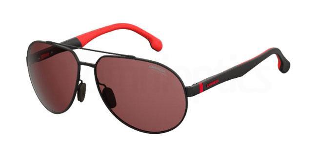003 (W6) CARRERA 8025/S Sunglasses, Carrera