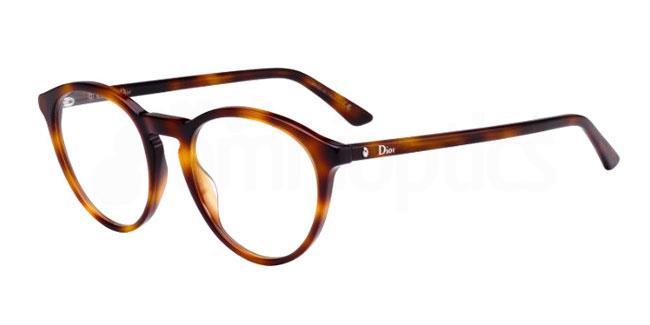 086 MONTAIGNE53 Glasses, Dior