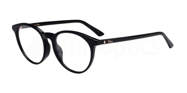 807 MONTAIGNE53F Glasses, Dior