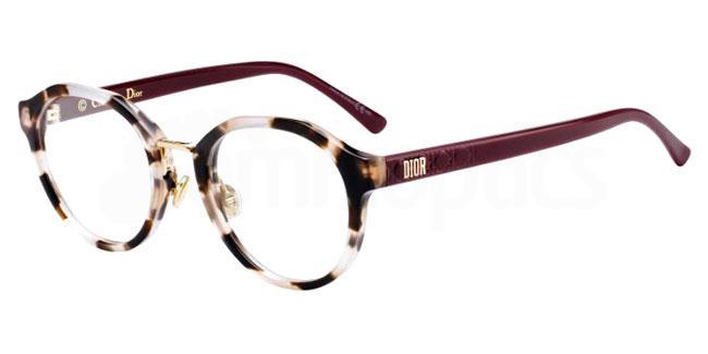 HT8 LADYDIORO4F Glasses, Dior