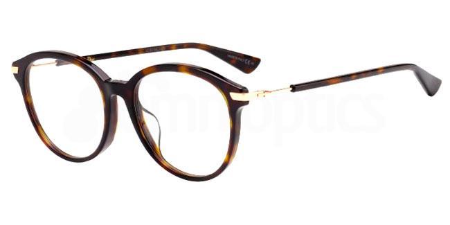 086 DIORESSENCE18F Glasses, Dior