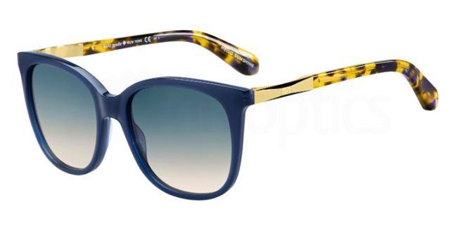 0CX  (I4) JULIEANNA/S Sunglasses, Kate Spade