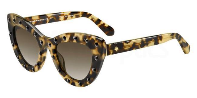3Y7  (HA) LUANN/S Sunglasses, Kate Spade
