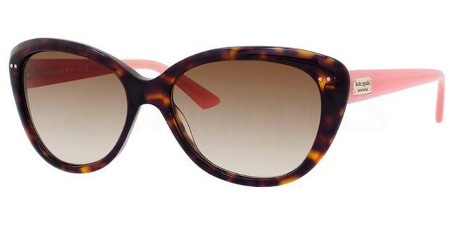 JUH  (Y6) ANGELIQUE/S Sunglasses, Kate Spade