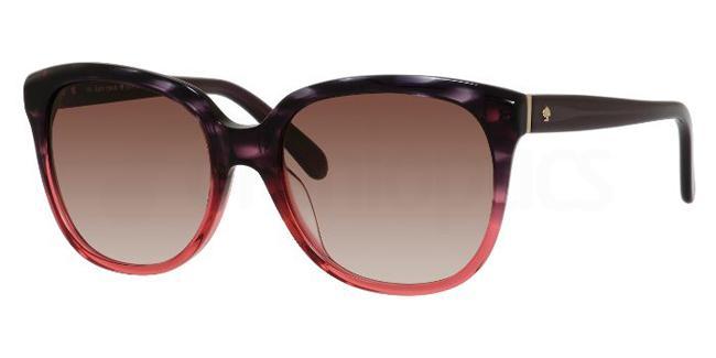 4PW  (B1) BAYLEIGH/S Sunglasses, Kate Spade