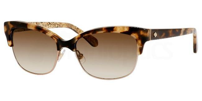 3Y7  (Y6) SHIRA/S Sunglasses, Kate Spade
