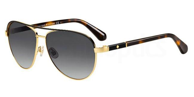 06J  (9O) EMILYANN/S Sunglasses, Kate Spade
