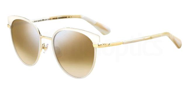FWM (NQ) JANALEE/S Sunglasses, Kate Spade
