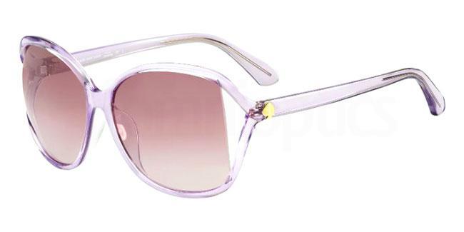 789 (DG) GLORIANN/F/S Sunglasses, Kate Spade