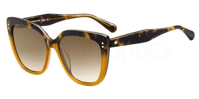 086 (HA) KIYANNA/S Sunglasses, Kate Spade