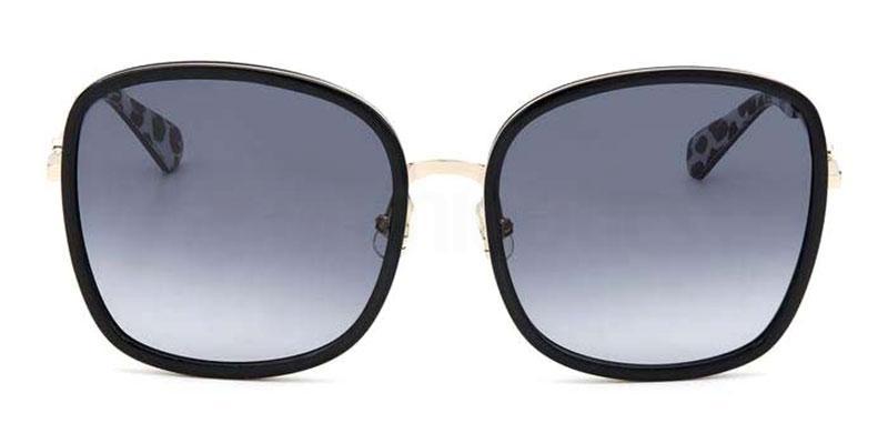 807 (9O) PAOLA/G/S Sunglasses, Kate Spade