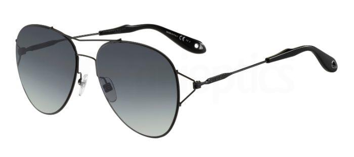 006  (HD) GV 7005/S Sunglasses, Givenchy