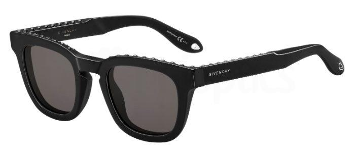 807  (NR) GV 7006/S Sunglasses, Givenchy
