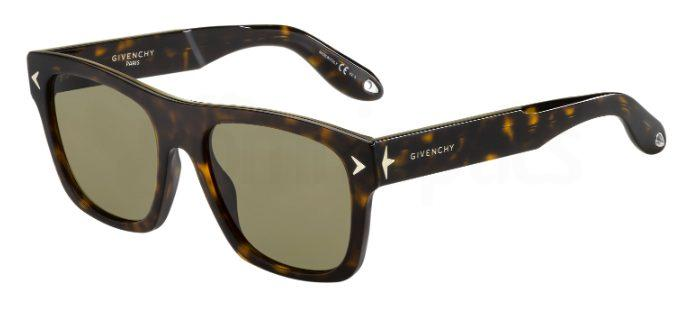 086  (E4) GV 7011/S Sunglasses, Givenchy