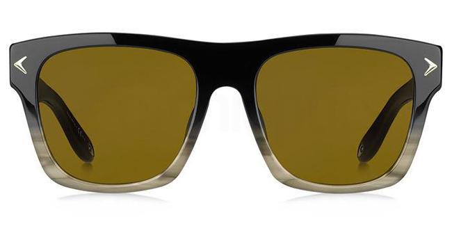 2S7  (03) GV 7011/S Sunglasses, Givenchy