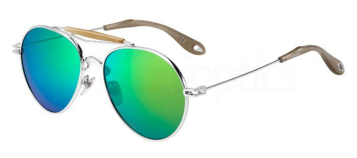 010  (Z9) GV 7012/S Sunglasses, Givenchy