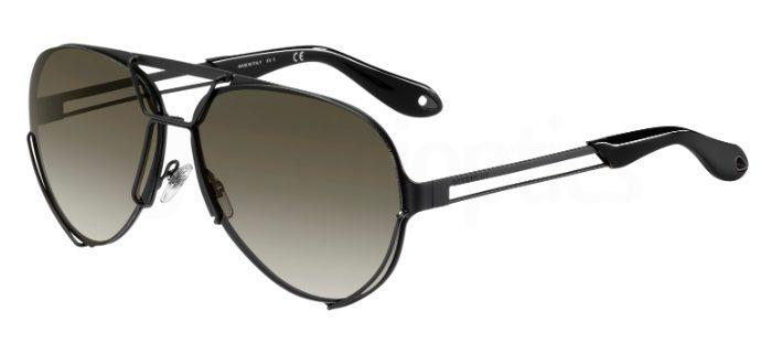 003  (ND) GV 7014/S Sunglasses, Givenchy