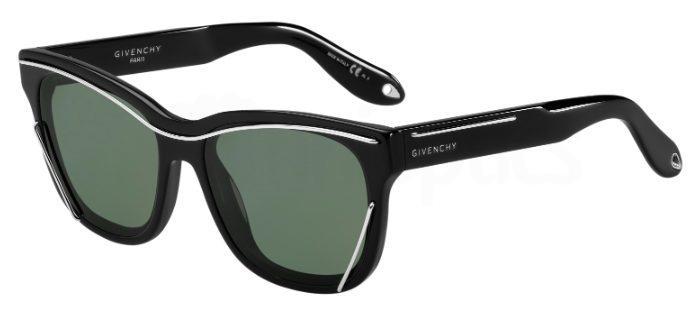 807  (85) GV 7028/S Sunglasses, Givenchy