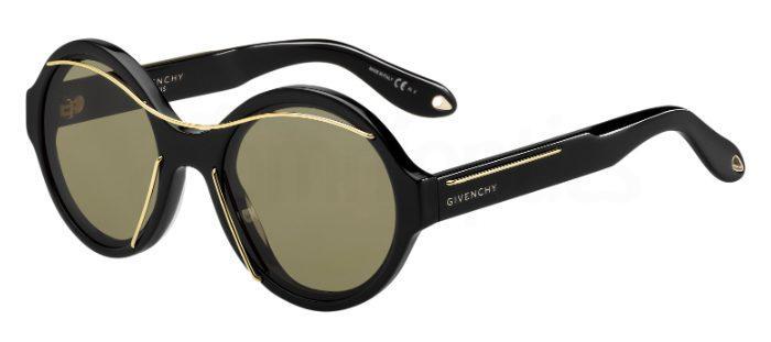 807  (E4) GV 7029/S Sunglasses, Givenchy