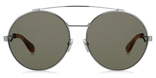 6LB  (70) GV 7048/S Sunglasses, Givenchy
