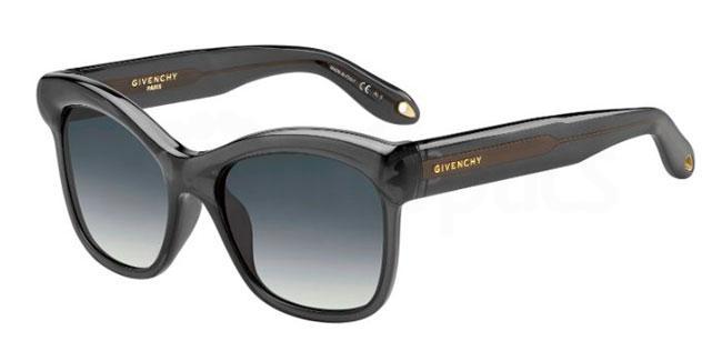 KB7  (9O) GV 7051/S Sunglasses, Givenchy