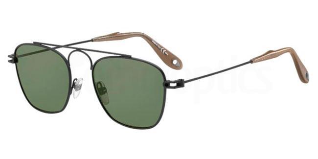 003  (QT) GV 7055/S Sunglasses, Givenchy