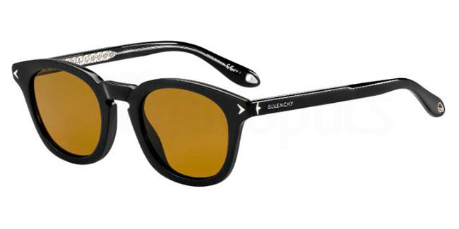 807  (70) GV 7058/S Sunglasses, Givenchy