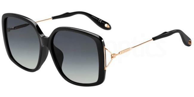 06K  (HD) GV 7019/F/S Sunglasses, Givenchy