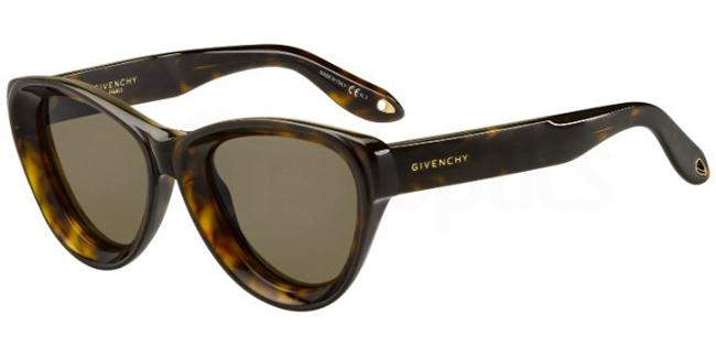 086  (70) GV 7073/S Sunglasses, Givenchy
