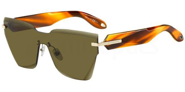 1QA  (QT) GV 7081/S Sunglasses, Givenchy