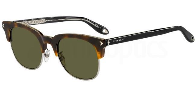 086  (QT) GV 7083/F/S Sunglasses, Givenchy
