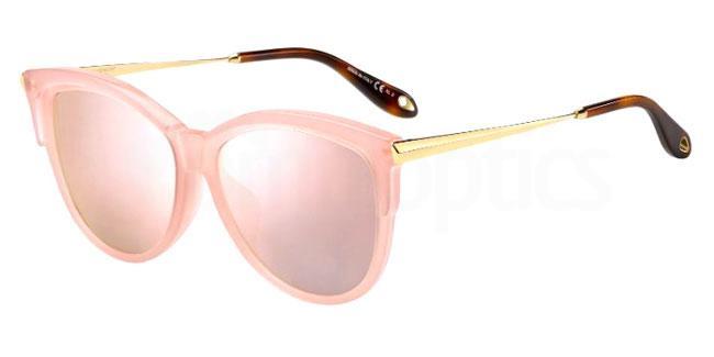 3DV (0J) GV 7084/F/S Sunglasses, Givenchy