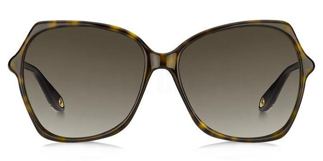 086 (HA) GV 7094/S Sunglasses, Givenchy