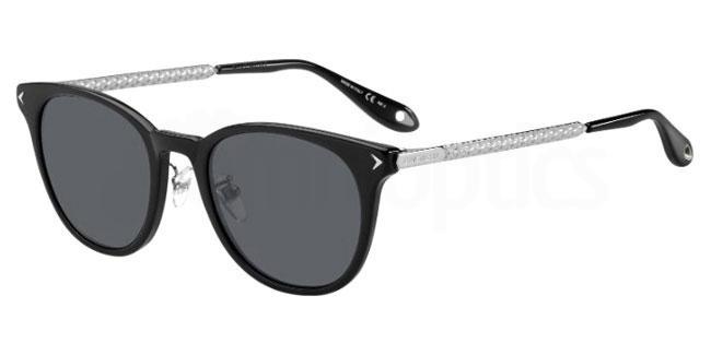 807 (IR) GV 7101/F/S Sunglasses, Givenchy