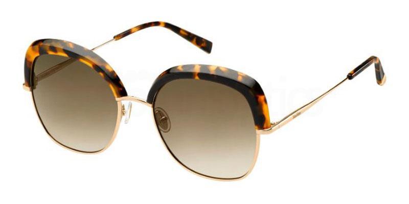 2IK (HA) MM NEEDLE V Sunglasses, MaxMara Occhiali
