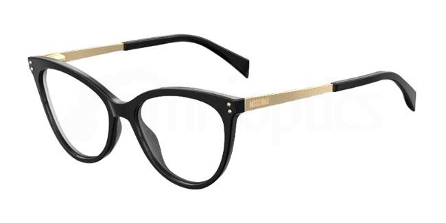 807 MOS503 Glasses, Moschino