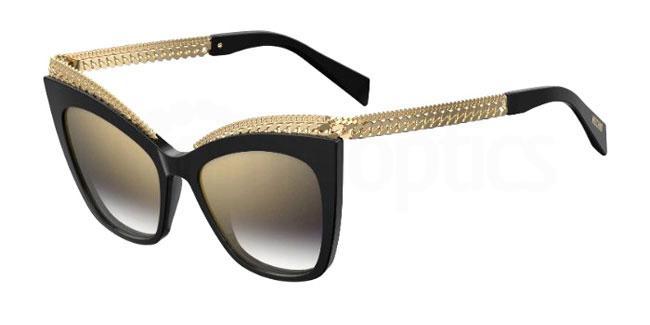 807 (FQ) MOS009/S Sunglasses, Moschino
