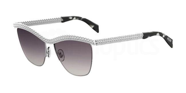 YL7 (9O) MOS010/S Sunglasses, Moschino