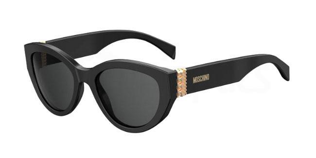 807 (IR) MOS012/S Sunglasses, Moschino