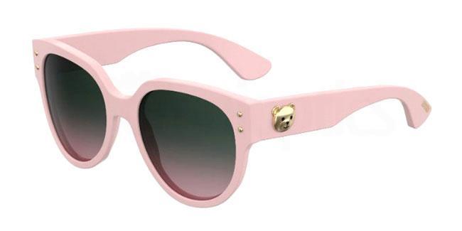 35J (JP) MOS013/S Sunglasses, Moschino