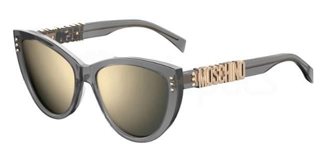 KB7 (UE) MOS018/S Sunglasses, Moschino