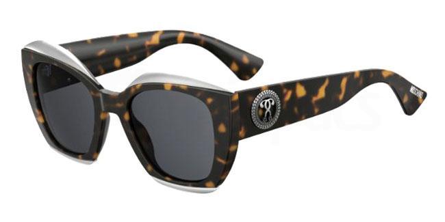 086 (IR) MOS031/S Sunglasses, Moschino