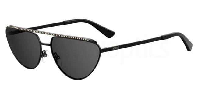 807 (IR) MOS057/G/S Sunglasses, Moschino