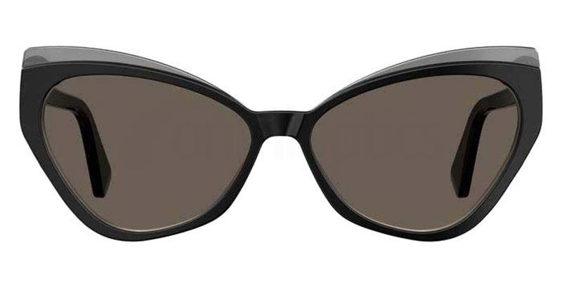 08A (IR) MOS081/S Sunglasses, Moschino