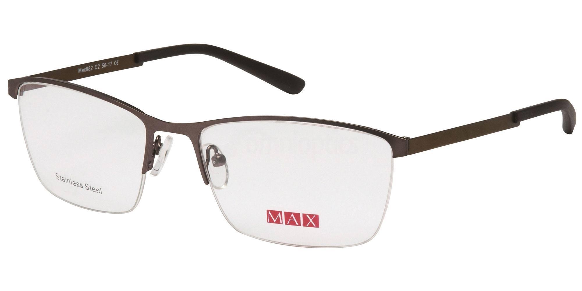 C2 M982 , Max Eyewear