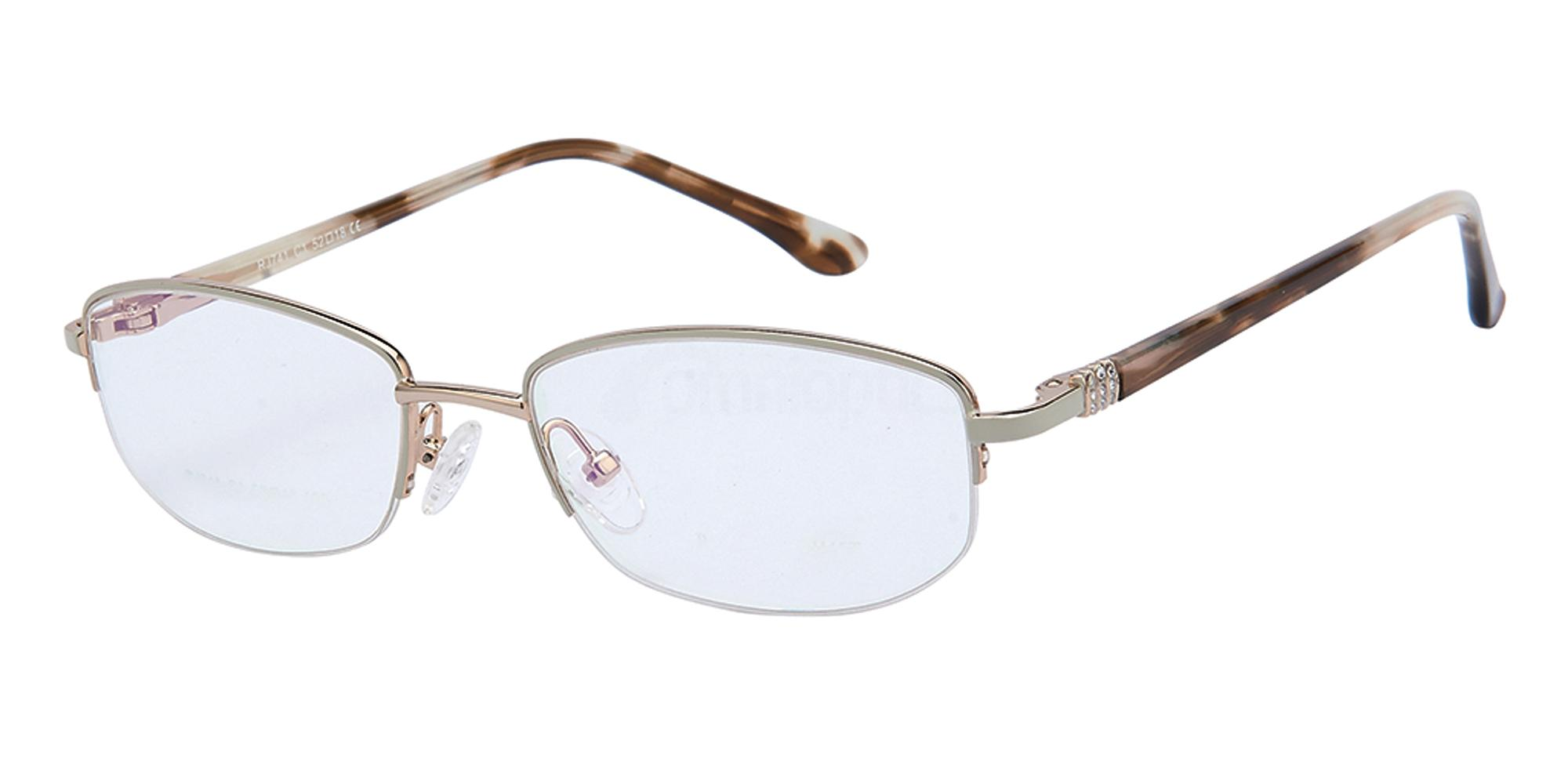 C1 RJ741 Glasses, Romeo & Juliet