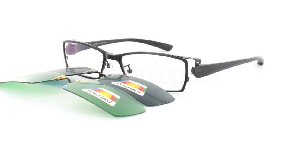Black L8105 Glasses, SelectSpecs