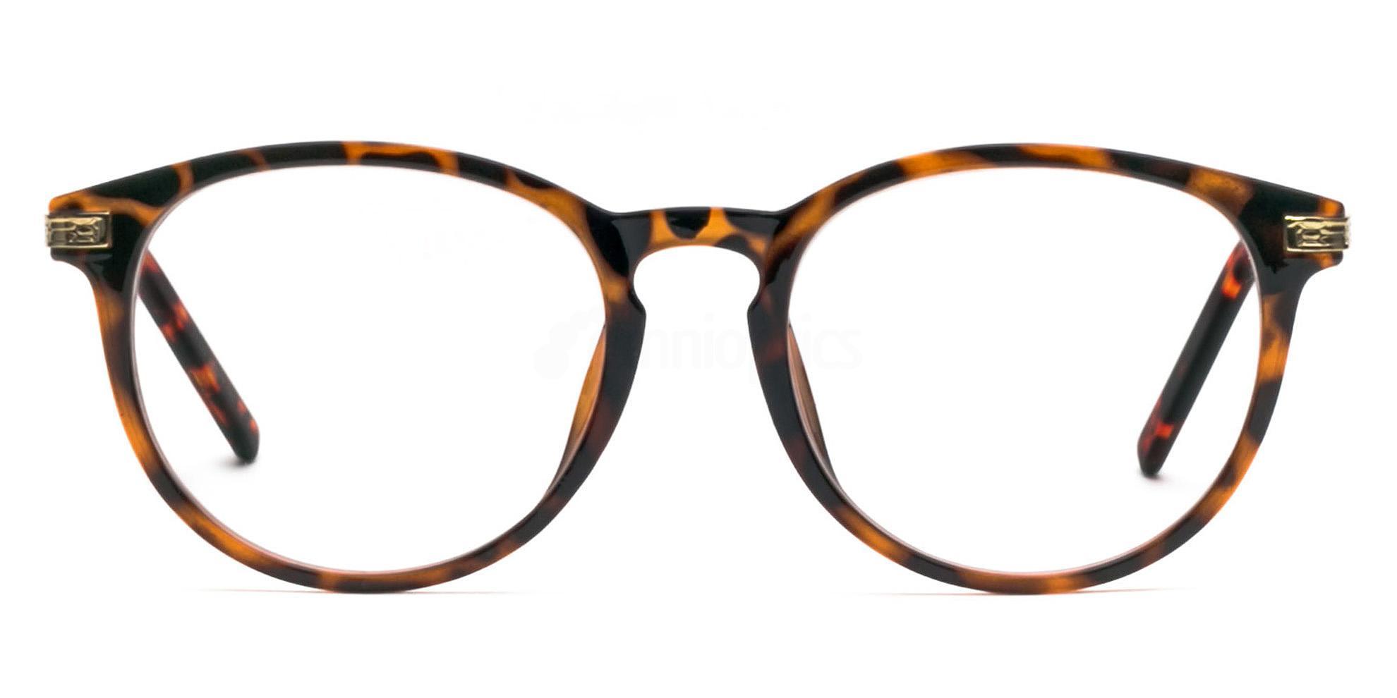 Demi Havana P77333 Glasses, Infinity