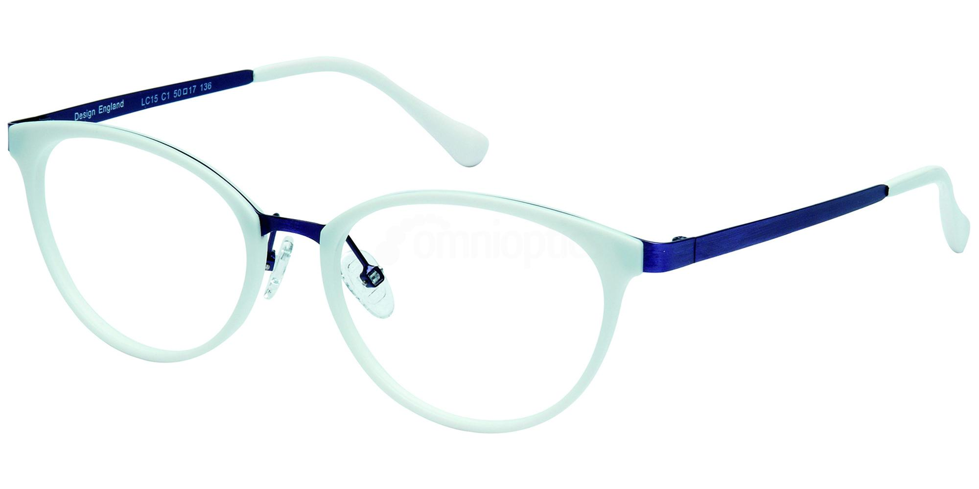 C1 LC15 Glasses, London Club